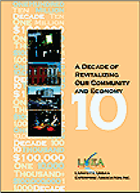 A Decade of Revitalizing Our Community and Economy